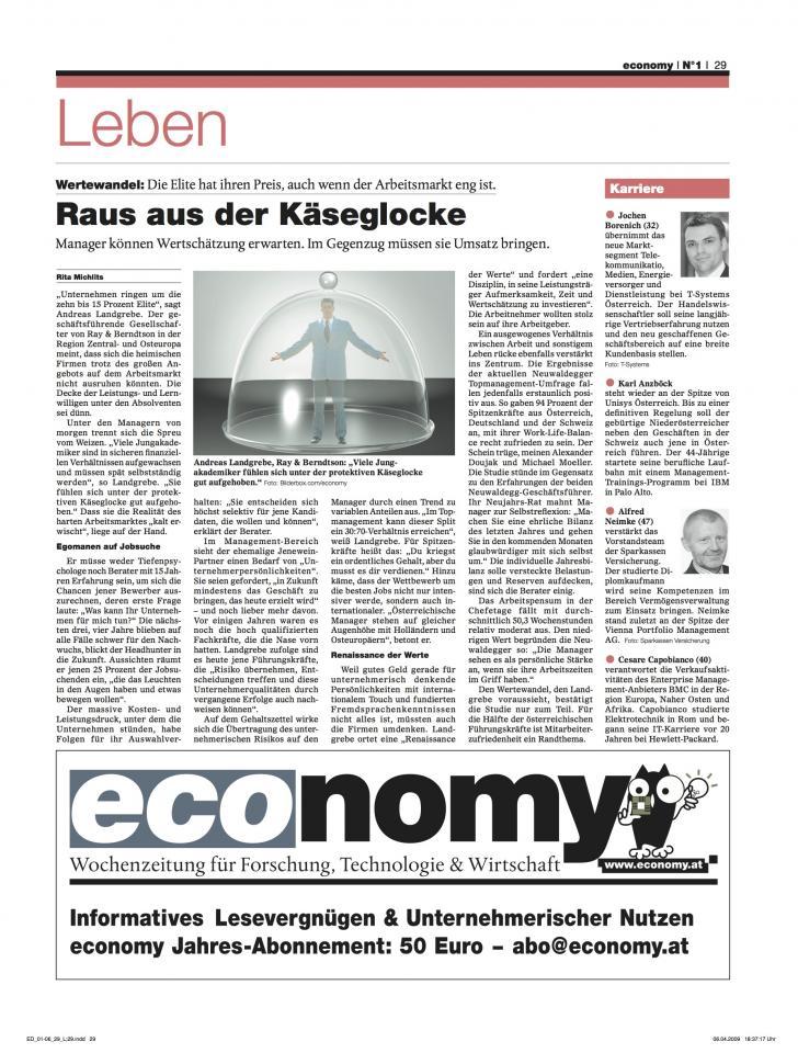 Heft Ausgabe Nr. 01 - Seite 29