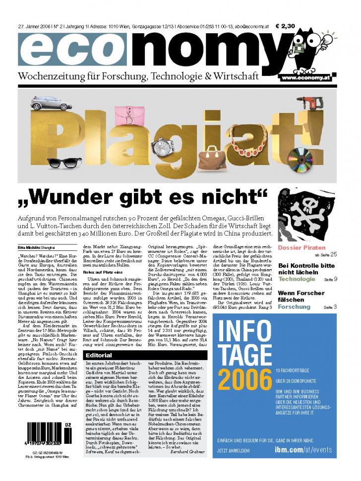Heft Ausgabe Nr. 02 - Seite 1