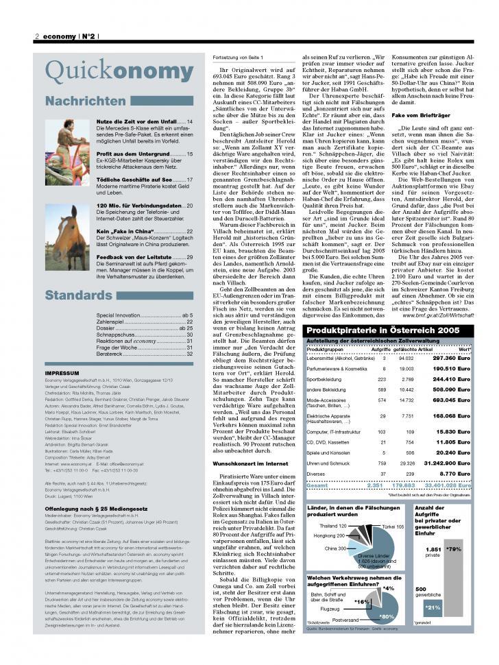 Heft Ausgabe Nr. 02 - Seite 2