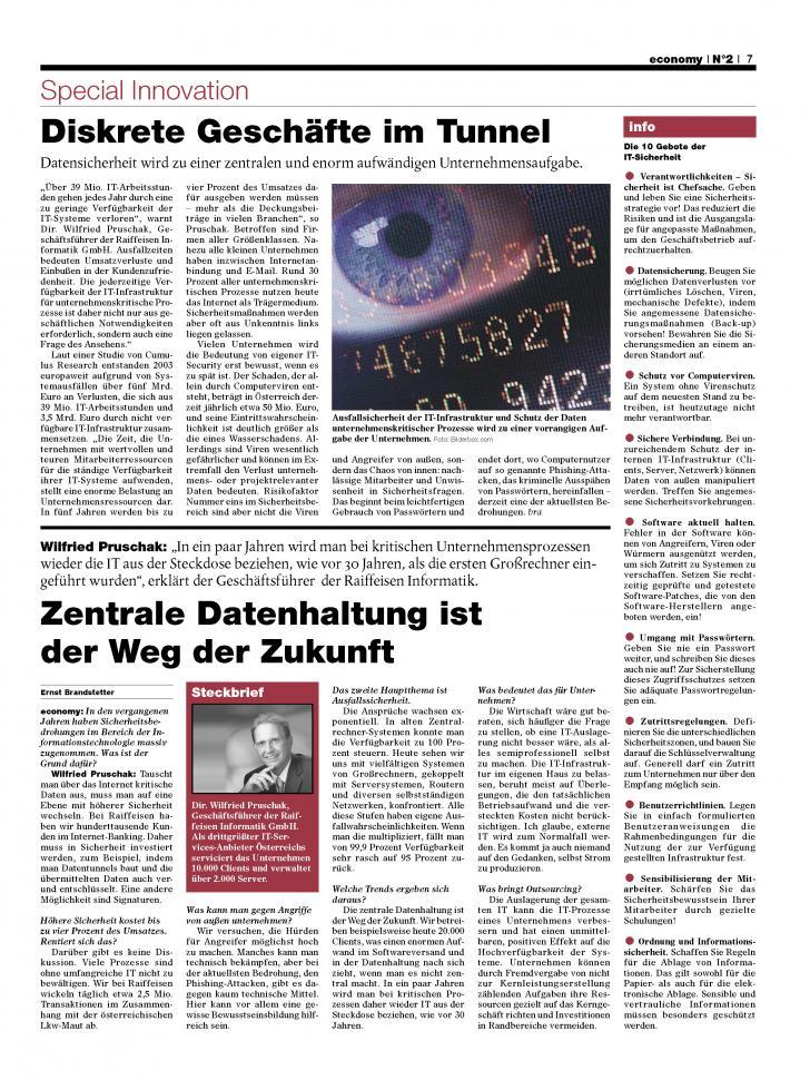 Heft Ausgabe Nr. 02 - Seite 7