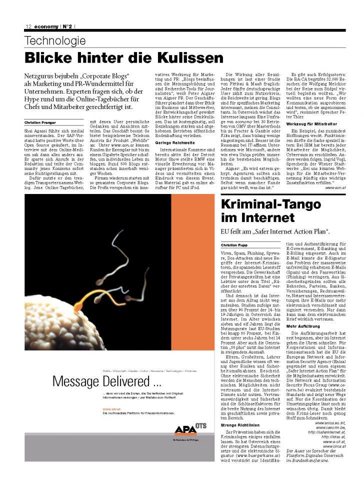 Heft Ausgabe Nr. 02 - Seite 12
