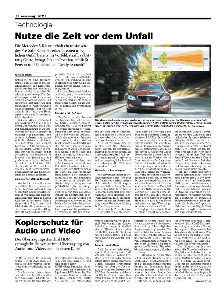 Heft Ausgabe Nr. 02 - Seite 14