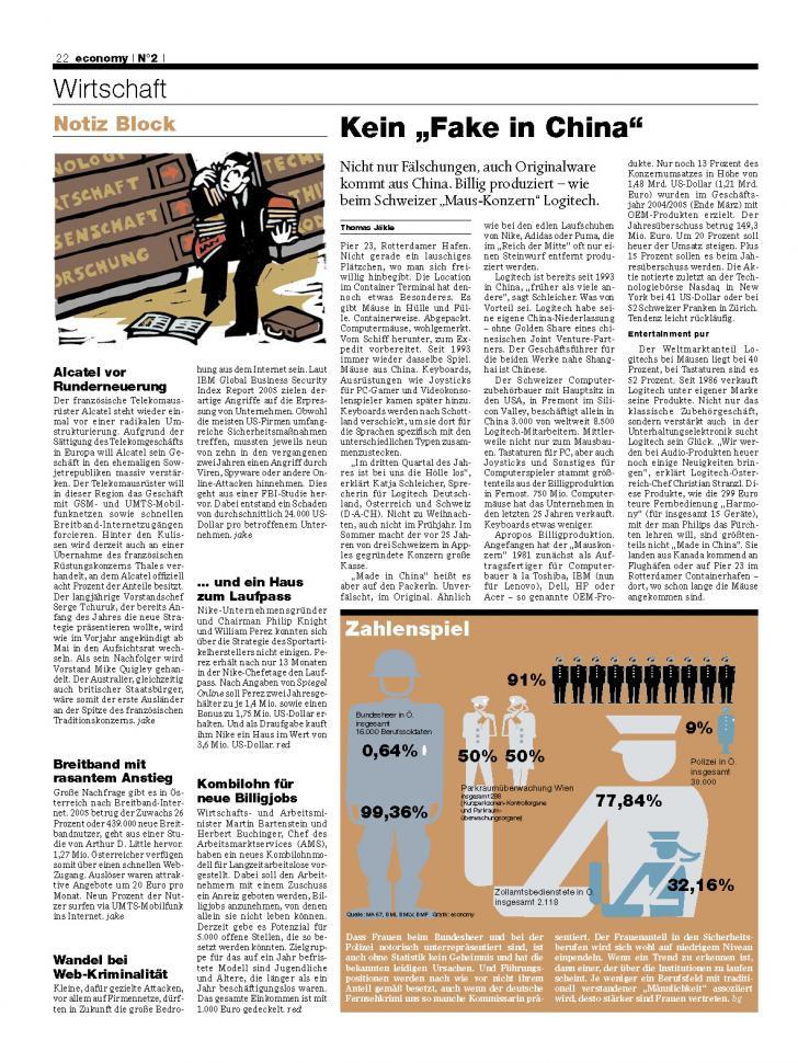 Heft Ausgabe Nr. 02 - Seite 22