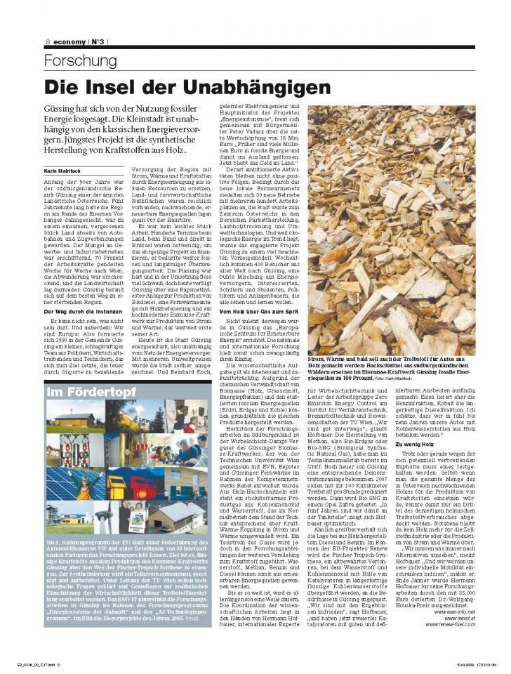 Heft Ausgabe Nr. 03 - Seite 8