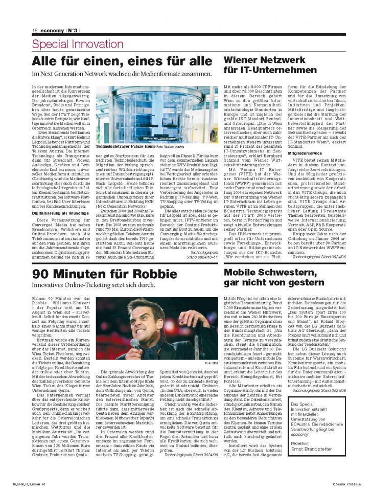 Heft Ausgabe Nr. 03 - Seite 16