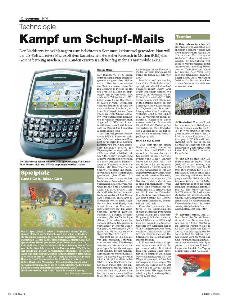Heft Ausgabe Nr. 04 - Seite 12