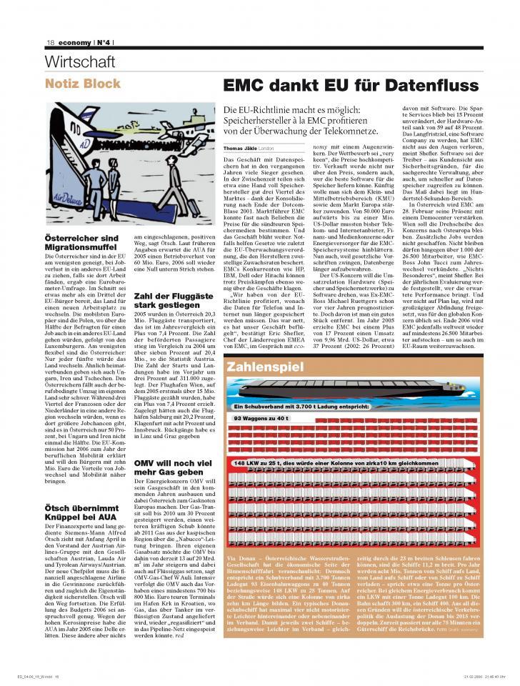 Heft Ausgabe Nr. 04 - Seite 18