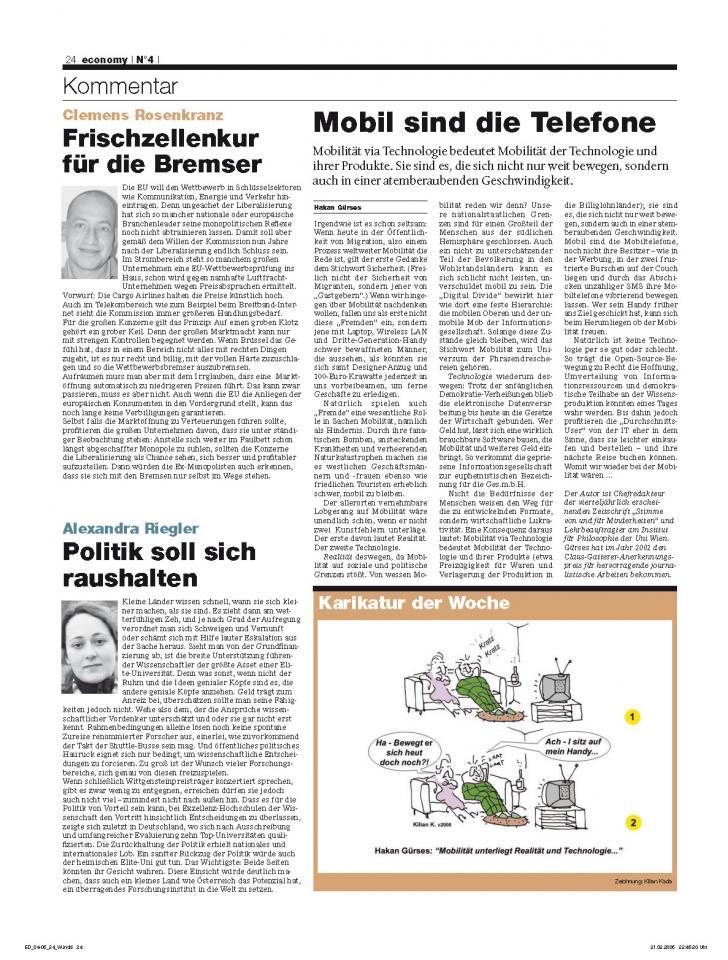 Heft Ausgabe Nr. 04 - Seite 24