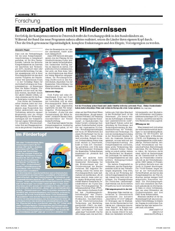Heft Ausgabe Nr. 05 - Seite 8