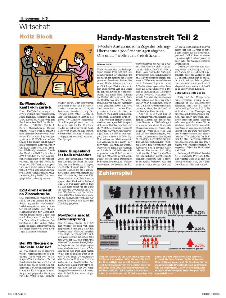 Heft Ausgabe Nr. 05 - Seite 18