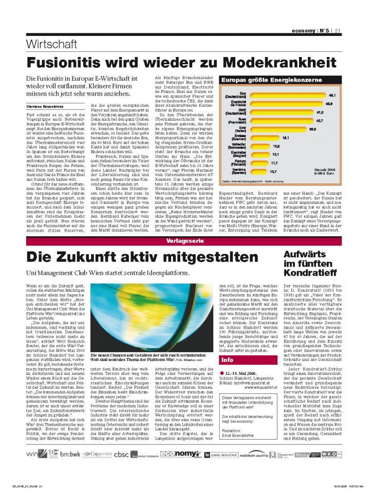 Heft Ausgabe Nr. 05 - Seite 21