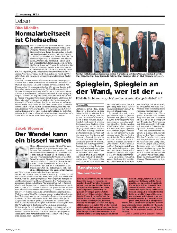 Heft Ausgabe Nr. 05 - Seite 32