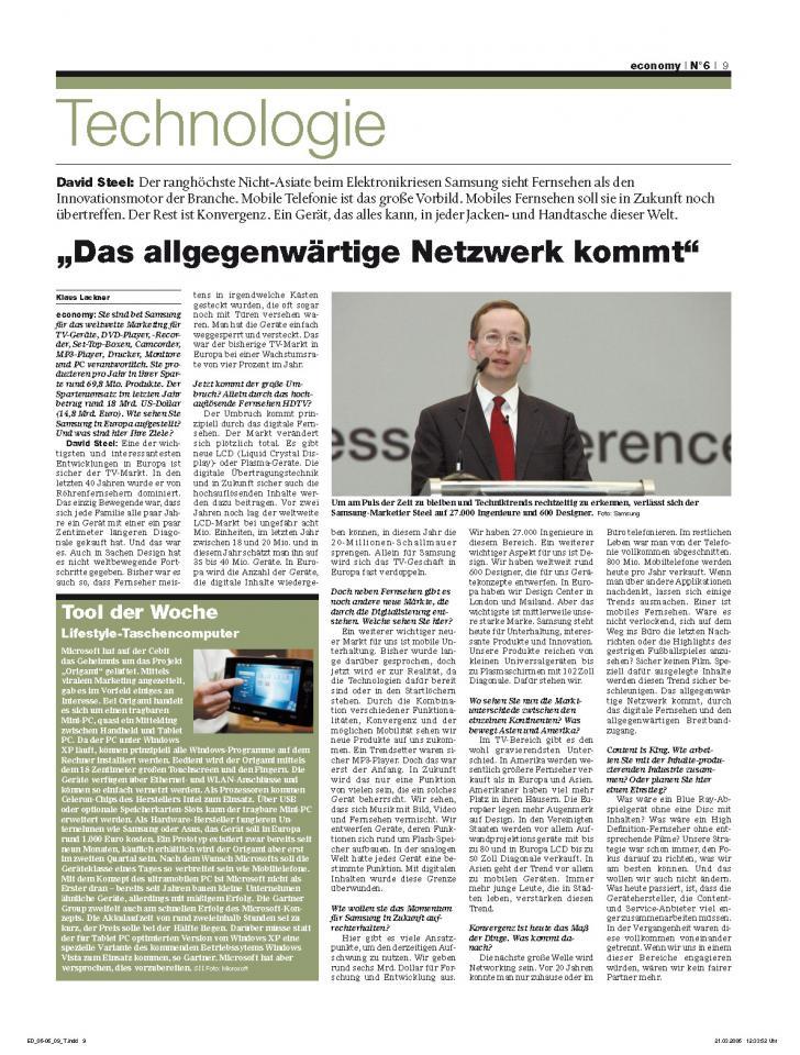 Heft Ausgabe Nr. 06 - Seite 9