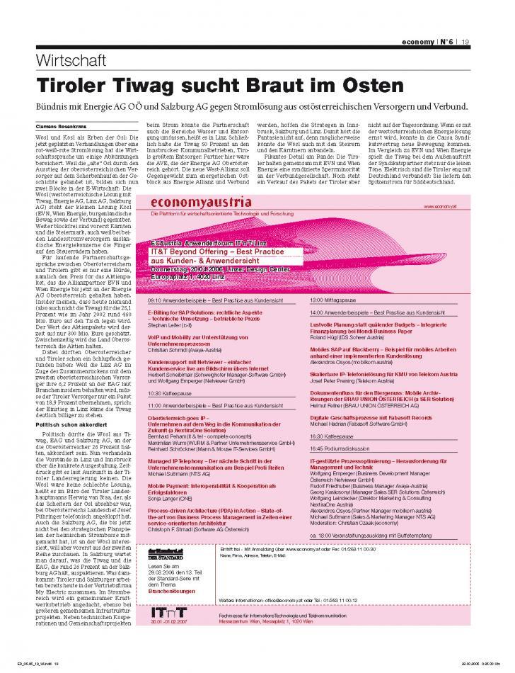 Heft Ausgabe Nr. 06 - Seite 19