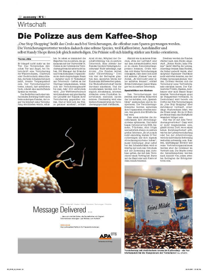 Heft Ausgabe Nr. 06 - Seite 22
