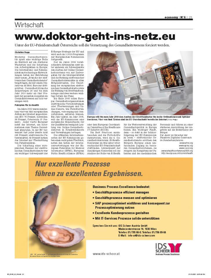 Heft Ausgabe Nr. 06 - Seite 23