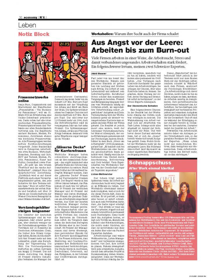 Heft Ausgabe Nr. 06 - Seite 30