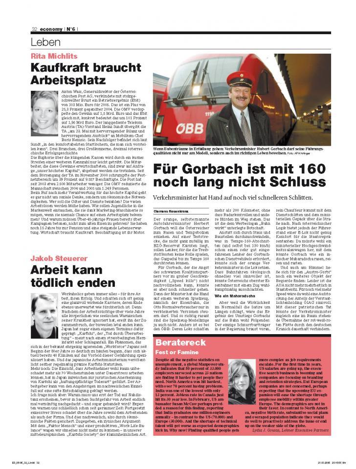 Heft Ausgabe Nr. 06 - Seite 32