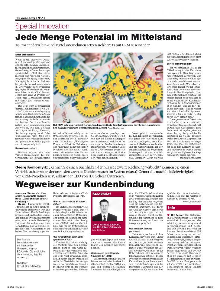Heft Ausgabe Nr. 07 - Seite 16