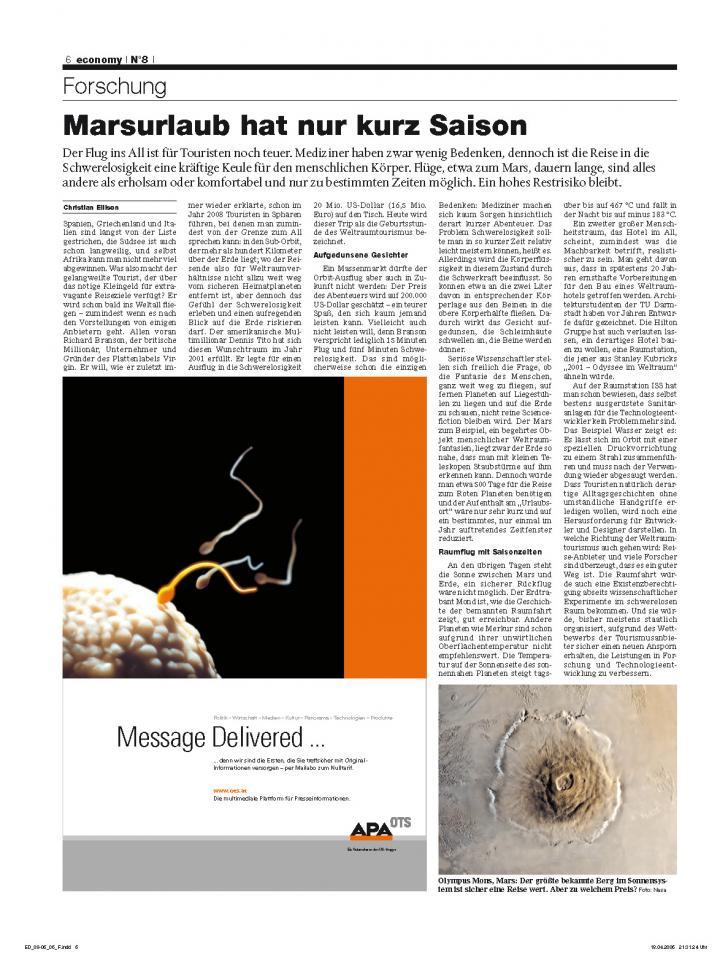 Heft Ausgabe Nr. 08 - Seite 6