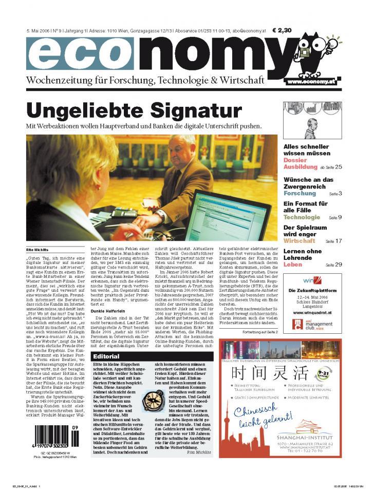 Heft Archiv 2006 - Seite 9