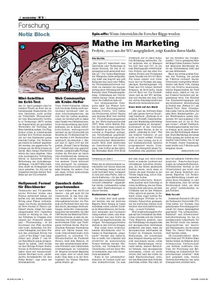 Heft Ausgabe Nr. 09 - Seite 4