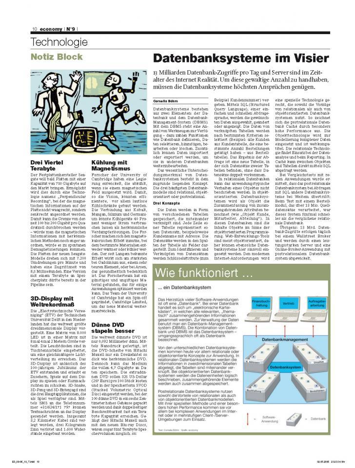 Heft Ausgabe Nr. 09 - Seite 10