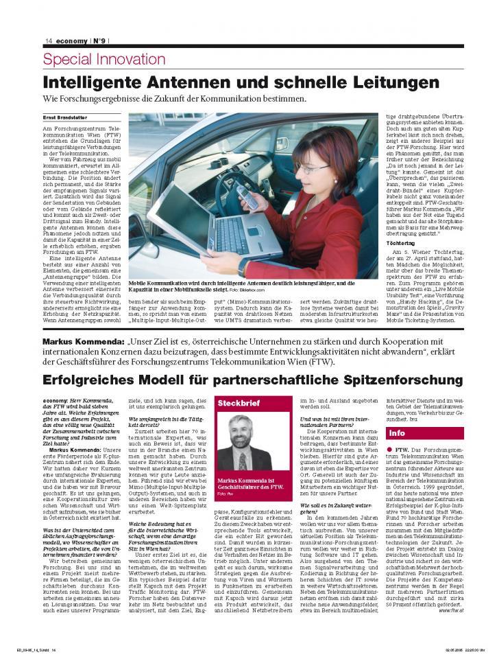 Heft Ausgabe Nr. 09 - Seite 14