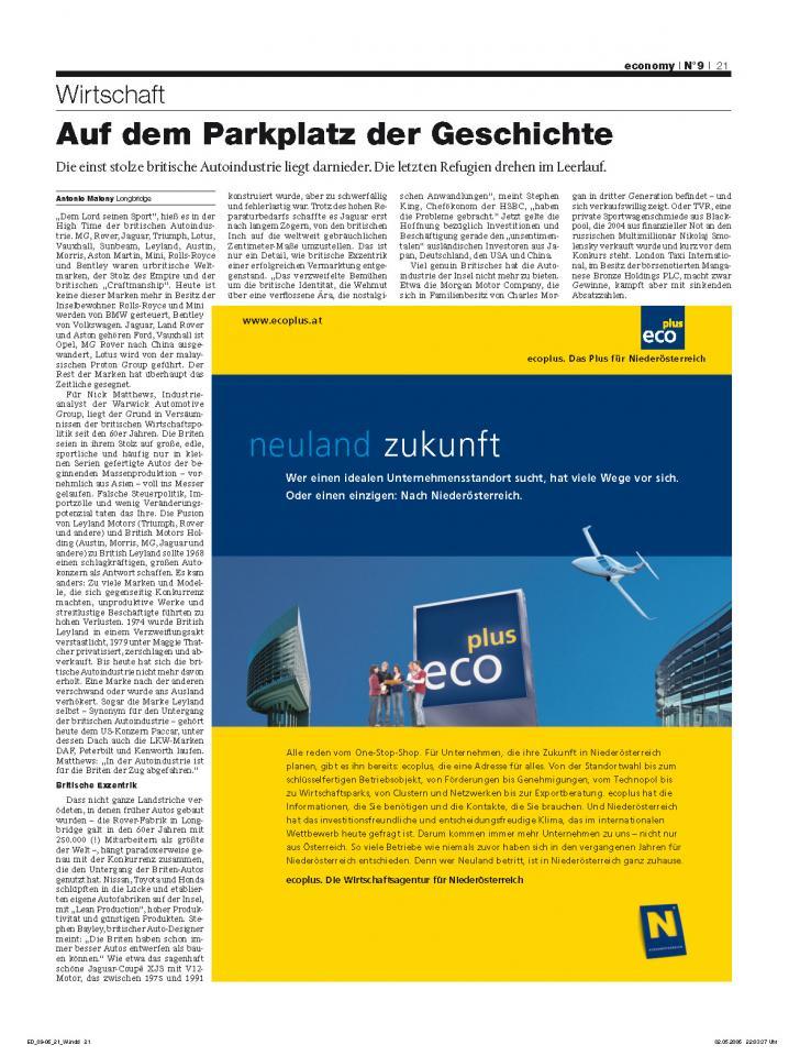 Heft Ausgabe Nr. 09 - Seite 21