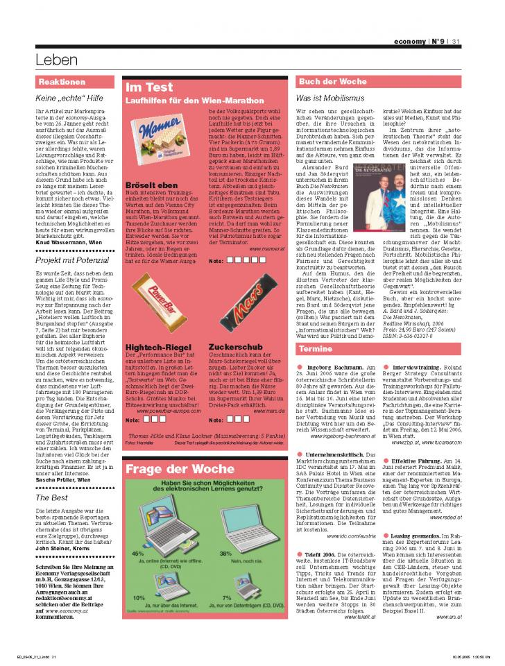 Heft Ausgabe Nr. 09 - Seite 31