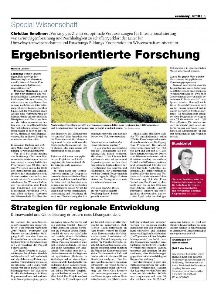Heft Ausgabe Nr. 10 - Seite 5