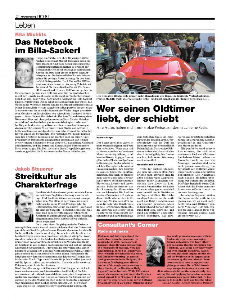 Heft Ausgabe Nr. 10 - Seite 24