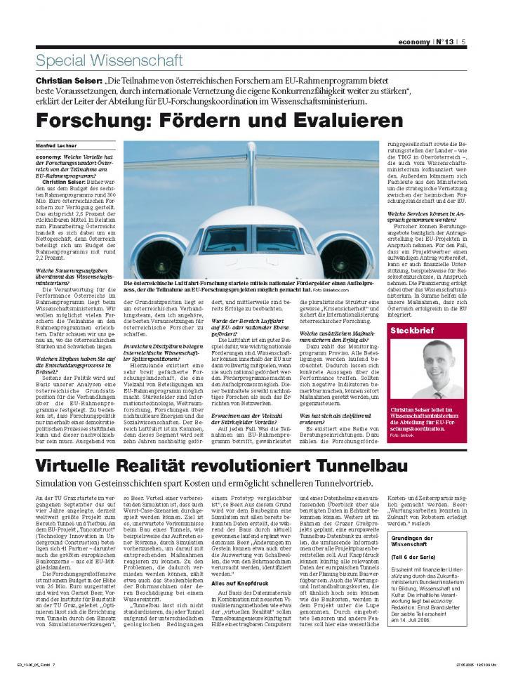 Heft Ausgabe Nr. 13 - Seite 5