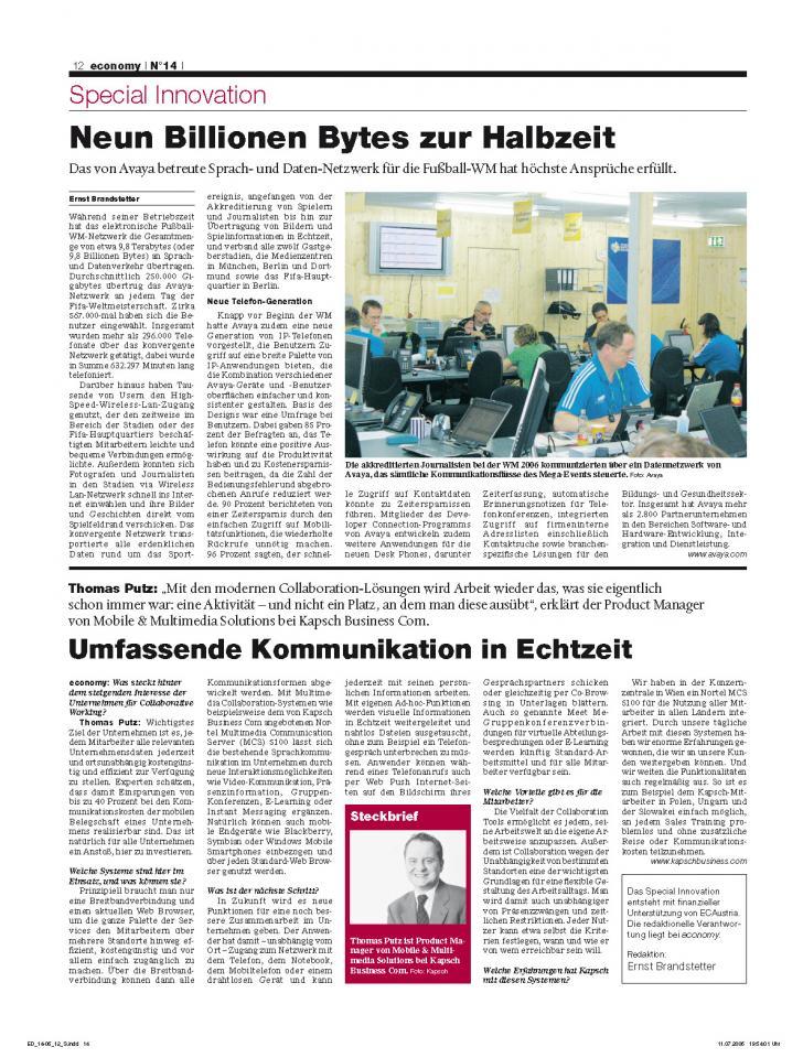 Heft Ausgabe Nr. 14 - Seite 12