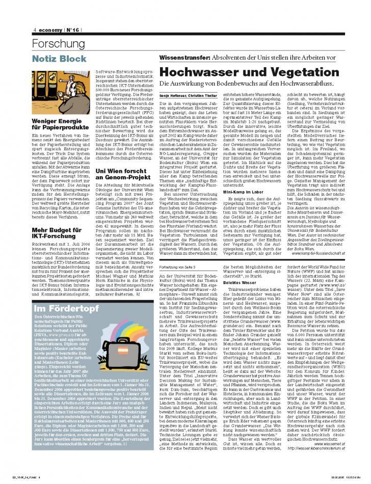 Heft Ausgabe Nr. 16 - Seite 4
