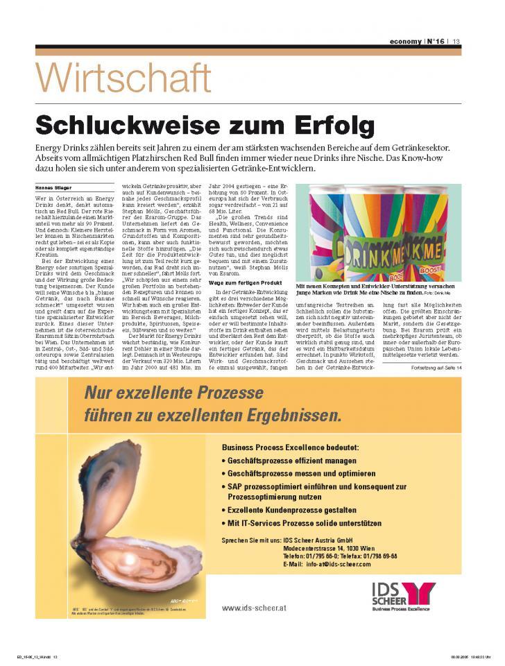Heft Ausgabe Nr. 16 - Seite 13