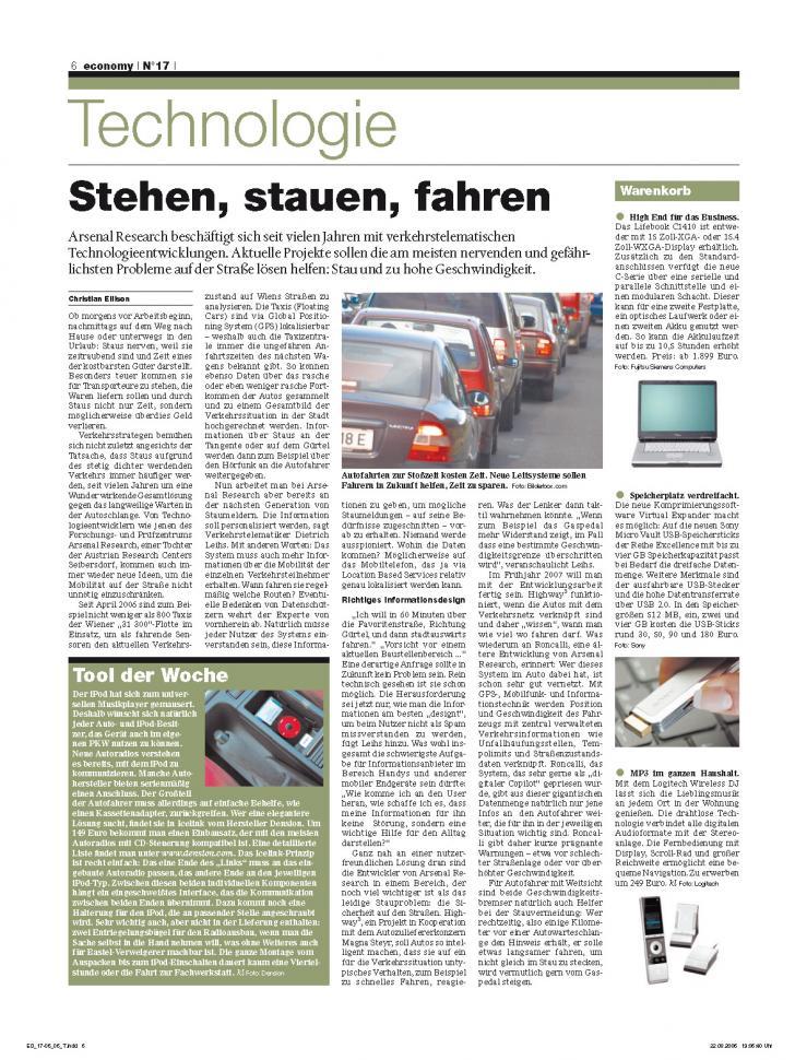 Heft Ausgabe Nr. 17 - Seite 6