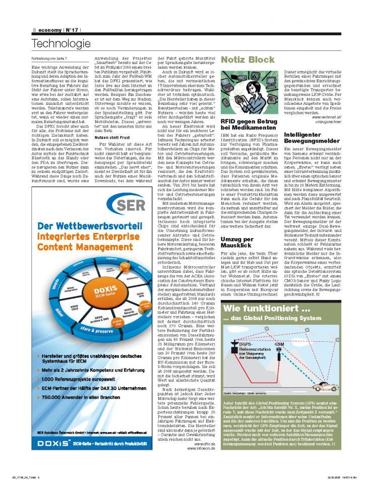 Heft Ausgabe Nr. 17 - Seite 8