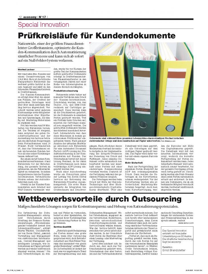 Heft Ausgabe Nr. 17 - Seite 12