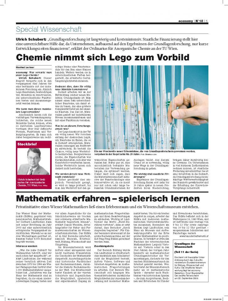 Heft Ausgabe Nr. 18 - Seite 5