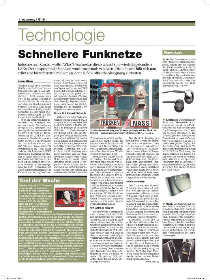 Heft Ausgabe Nr. 18 - Seite 6