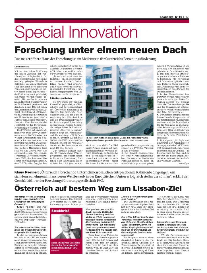 Heft Ausgabe Nr. 19 - Seite 17