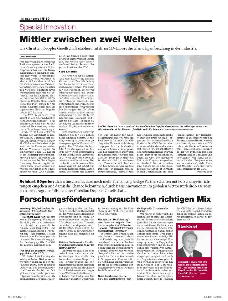 Heft Ausgabe Nr. 19 - Seite 18