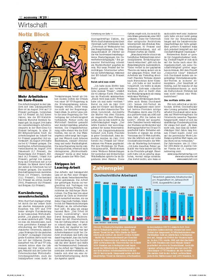 Heft Ausgabe Nr. 20 - Seite 12