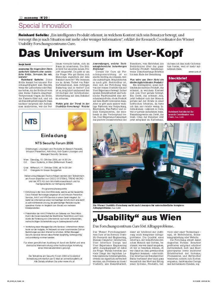 Heft Ausgabe Nr. 20 - Seite 22