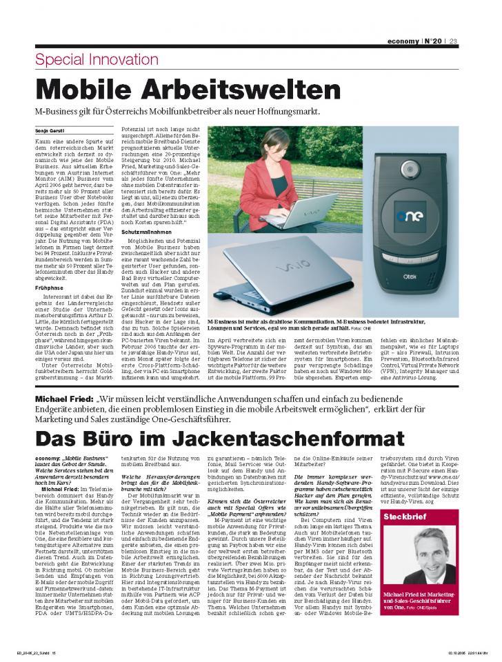 Heft Ausgabe Nr. 20 - Seite 23