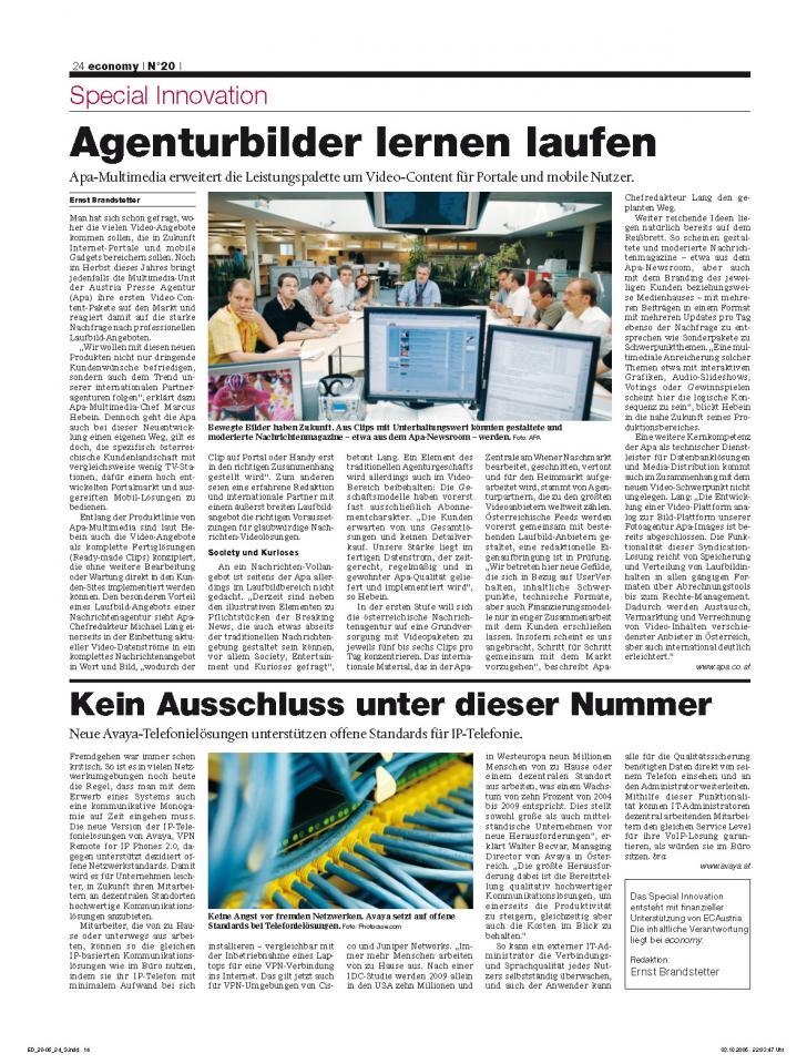Heft Ausgabe Nr. 20 - Seite 24