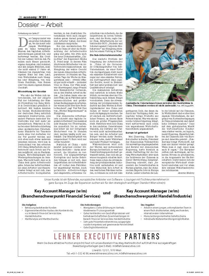 Heft Ausgabe Nr. 20 - Seite 28