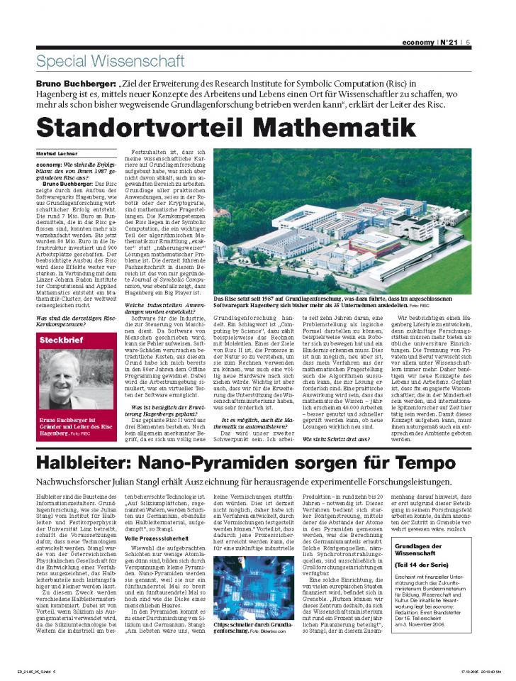 Heft Ausgabe Nr. 21 - Seite 5