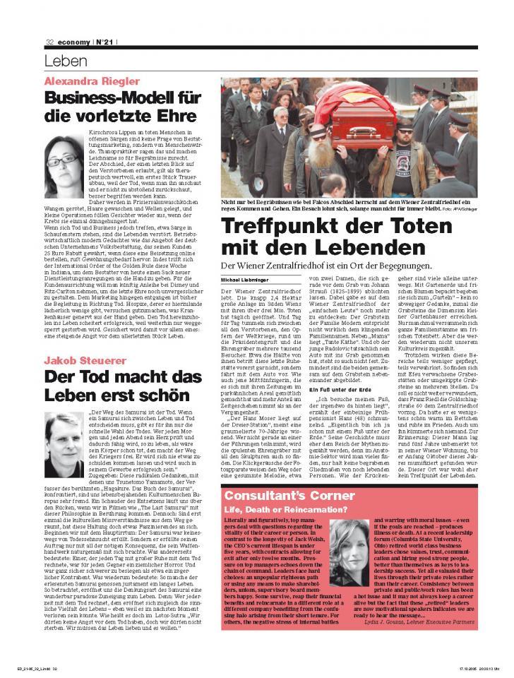 Heft Ausgabe Nr. 21 - Seite 32